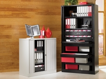 Tambour Cabinet Collection