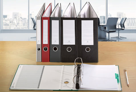 A Classic Binder with Bindertek�s Signature Quality