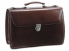 Elements Triple Gusset Flap Over Briefcase