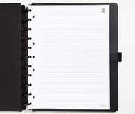 Letter Sized Disc Binders
