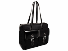 Lightweight Zip Business Tote