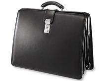 Platinum Classic Leather Briefbag