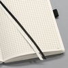 Softcover Graph Notebook – Extra Large Size (with elastic closure)