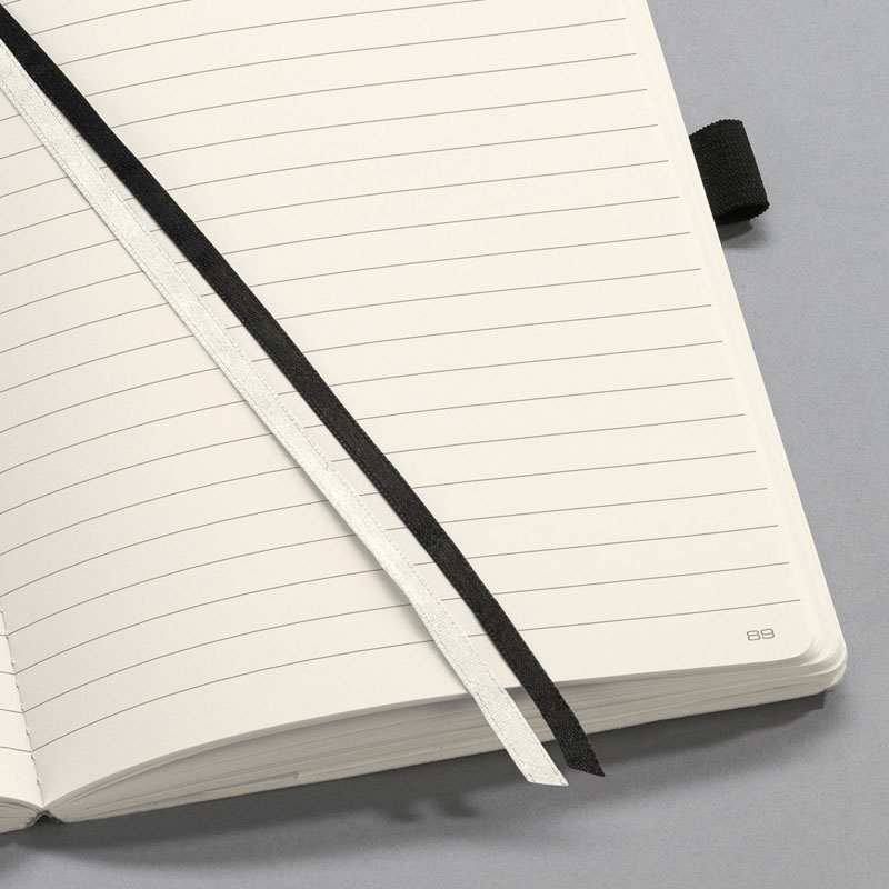 Softcover Lined Notebook Extra Large Size (with Elastic