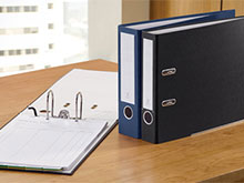 "Advantage™ Topfiles® 2-Ring Binder (3"" Spine)"
