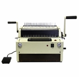 4Bind - Heavy Duty Binding Machine - Binds 4 Styles