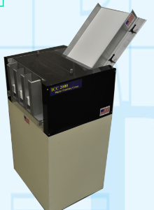 Card Cutter / Slitter - #CC500 by Inline Finishing Systems