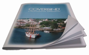 Thermal Binding Covers - Print on Demand