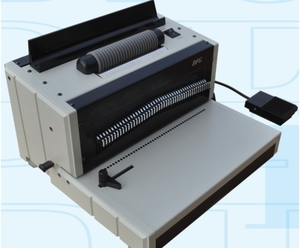 """E-Titan Eagle Coil Binding Machine <br><font color=""""green""""><b> FREE Shipping within continental USA </font></b>"""