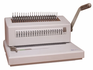 <br><b>Low Volume Comb Binding Machines</b>