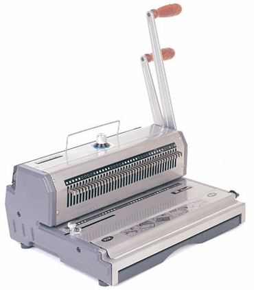 Medium Duty Wire Binding Machines