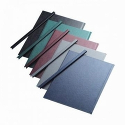MetalBind Covers and Channels  -  Premium Leather Finish
