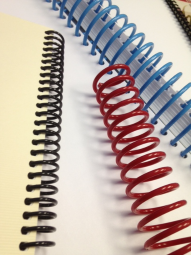 coil binding supplies