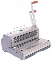 Want to see a Stronger Wire Binding Machine?