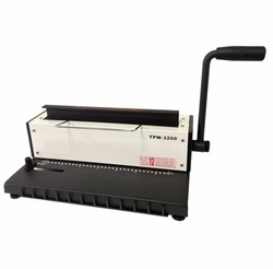 Wire binding Machine - Small Office / Home Office #TPW3200