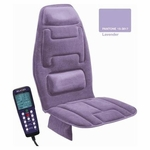 10-Motor Massage Seat Cushion with Heat - Lavender [60-291015-FS-COM]