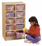 10 Tray Mobile Storage Unit [06110JC-JON]