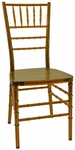 1000 lb. MAX Amber Crystal Resin Steel Core Chiavari Chair [RB700K-CRYSTAL-AMBER-CSP]