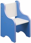 1000 Series Pre School Activity - Chair 10''H Seat [1136R-TOT]