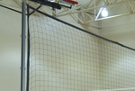 Portable Divider Net with Storage Bag and Pole Attachment Hardware - 50'W x 12'H [DN50-FS-BIS]
