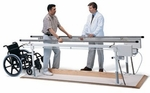 Power Height and Width Parallel Bars - 25''W X 180''L X 27 - 37''H [HAU-1363-FS-HAUS]