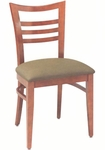 1635 Side Chair with Upholstered Seat - Grade 1 [1635-GRADE1-ACF]