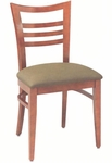 1635 Side Chair with Upholstered Seat - Grade 2 [1635-GRADE2-ACF]