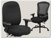 24 7 ergonomic intensive use office chairs