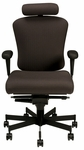 24/7  Operator Chair with Arms [3150HRA-FS-CON]