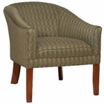 2425 Upholstered Lounge Chair - Grade 1 [2425-GRADE1-ACF]