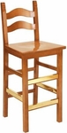 2903 Bar Stool w/ Saddle Seat [2903-ACF]