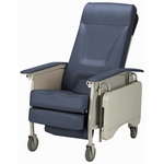 3-Position Recliner - Deluxe Adult - 250 lb Capacity [IH6065A-IH61-FS-CARE]