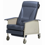 3-Position Recliner - Deluxe Wide - 400 lb Capacity [IH6065WD-IH68-FS-CARE]