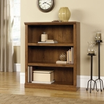 Select Collection 43.75''H Bookcase with Adjustable Shelves - Oiled Oak [410372-FS-SRTA]