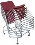 300 Series Steel Frame Stacking Chair Storage Dolly [300-DLY-IFK]