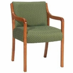 3650 Lounge Chair w/ Upholstered Back & Spring Board - Grade 1 [3650-GRADE1-ACF]