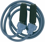 4 lbs. Weighted Jump Rope in Blue [HR4-FS-CHS]
