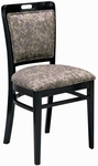 423 Side Chair with Upholstered Back & Seat - Grade 1 [423-GRADE1-ACF]