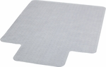 45'' x 53'' Carpet Chair Mat with Lip [MAT-CM11233FD-PROMO-GG]
