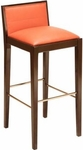 467 Bar Stool w/ Upholstered Back & Seat - Grade 1 [467-GRADE1-ACF]