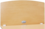 Back Privacy Panel for Model 55103 - Maple [55150-MPL-MFO]