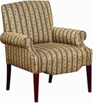 5150 Lounge Chair w/ Upholstered Spring Back and Seat - Grade 1 [5150-GRADE1-ACF]