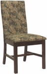 528 Side Chair with Upholstered Back & Seat - Grade 1 [528-GRADE1-ACF]