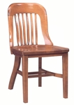 689 Side Chair - Wood Seat [689-ACF]