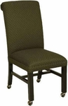 721 Side Chair with Casters - Grade 1 [721-GRADE1-ACF]