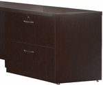 Aberdeen 36'' W Credenza Lateral File - Mocha [ACLF36LDC-FS-MAY]