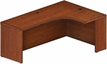 Aberdeen 72'' W Right Extended Corner Table - Cherry [AEC72RLCR-FS-MAY]