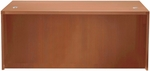 Aberdeen 72'' W x 36'' D x 29.5'' H Conference Front Desk - Cherry [ARD7236LCR-FS-MAY]