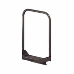 Additional Adjustable Single Level Folding Chair Caddy Support Bar Metal - Black [ACH-MFT]