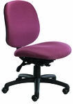 Advent 300 Series Small Back Single Shift Adjustable Swivel and Seat Height Task Chair [AD212-M20-FS-SEA]